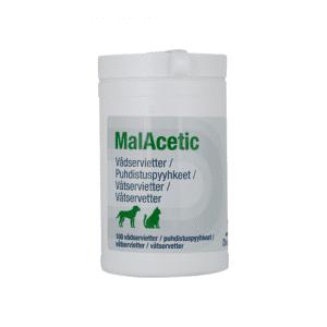 malacetic-våtservietter